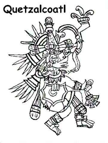 Aztec Religion Introduction Aztecs Of Mexico History