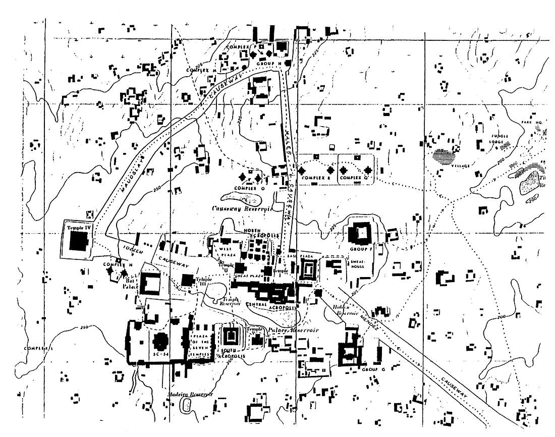 Maya Archaeological Sites Of Belize History 79 El Camino Cruise Control Wiring Diagram Click Image For Larger Version Map