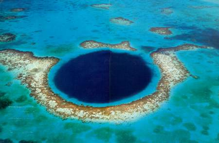 belize blue hole. Blue Hole