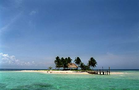 Goffs Caye Scenes From Ambergris Caye Belize