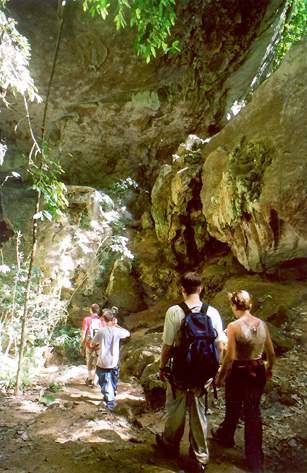 Cave Groupalongedge