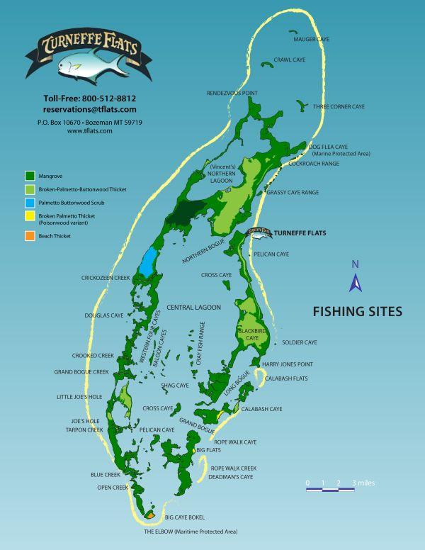 Turneffe Atoll & Turneffe Flats, Belize Fishing & Scuba Diving