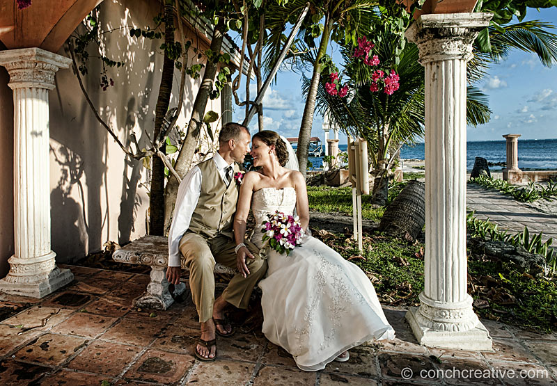 belize wedding detailed information getting married on ambergris