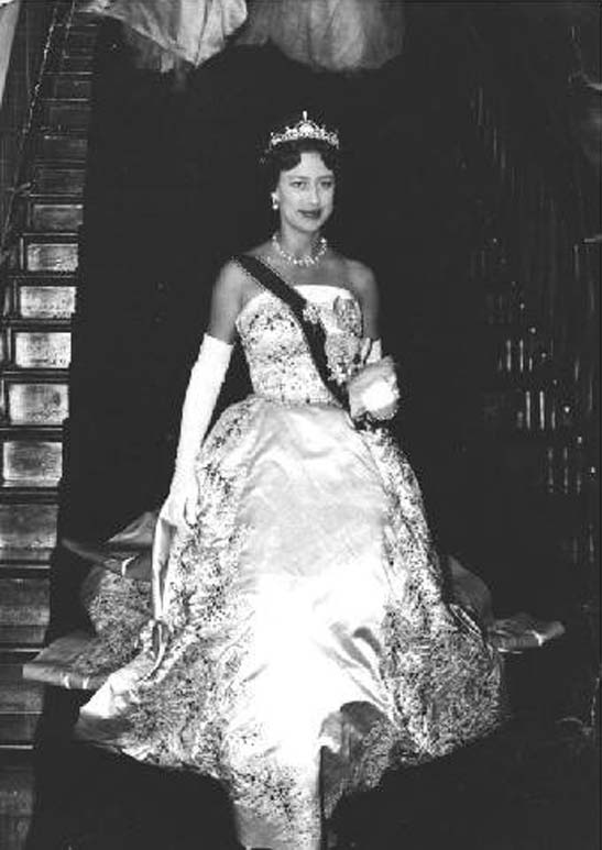 Princess Margaret Comes To Belize