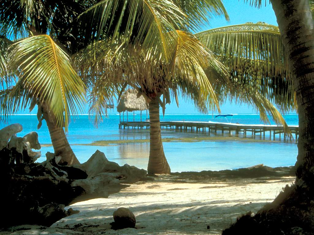 Pictures of belize ambergris caye san pedro town belize - San pedro wallpaper ...